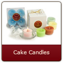 Cake Candle Holders - Cake Candle Holder with one Cake Candle